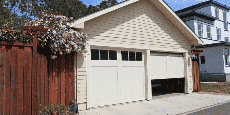 keep the bugs out of your garage